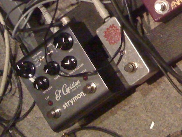 Favorite switch for Strymon pedals